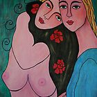 Seeking Comfort... by Renate  Dartois