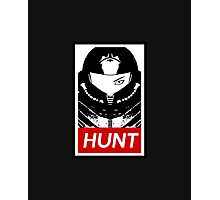 HUNTER Photographic Print