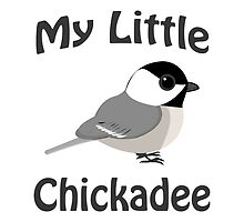 My Little Chickadee by Eggtooth