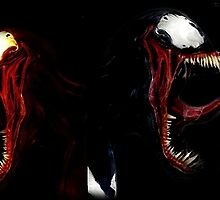 Symbiotes by WCPerryAndrez