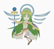 Chibi Palutena Vector Kids Clothes