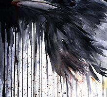 The Raven by Yasmine Abed