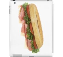Deli Sandwich iPad Case/Skin