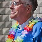 """Reverend Peter """"Nick"""" Eyre, C.S.F. by Alex Preiss"""
