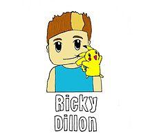 Ricky Dillon by Felisha Okay