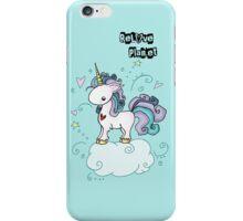 Fantastic Unicorn  iPhone Case/Skin