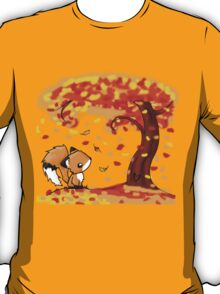 Fox in the Fall T-Shirt