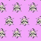 Bad 2 The Bones (Pattern 4) by Adamzworld