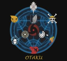 All Otakus Unite by jesustoast26