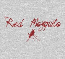 Red Mosquito by jorgebld