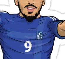 Kostantinos Mitroglou Sticker