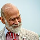 HRH Prince Michael of Kent  by MarcW
