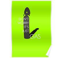 UTOPIA - Gas Poster
