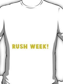 Workaholics - Kappa Zeta Nu RUSH WEEK! Stan Halen Shirt T-Shirt