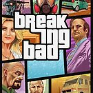 Breaking Bad GTA by Messypandas