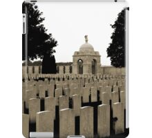 Tyne Cot iPad Case/Skin