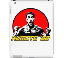 Kumite 88 iPad Case/Skin