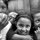 School Friends II by V1mage