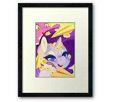 Rarity: Letter from Coco Framed Print