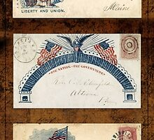 Civil War Letters 1 by AndrewFare