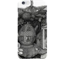 Underground Series—What One May Find iPhone Case/Skin