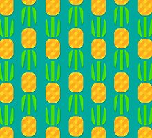 Pineapples by Michelle McCammon