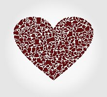 Heart clothes by Aleksander1