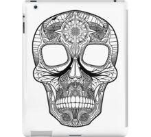 Inked Candy Skull - Journey iPad Case/Skin