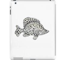 Panther grouper  iPad Case/Skin