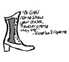 Victorian Etiquette mark 2 by CloudedConcept