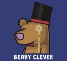 Beary Clever by CrumpetCrusher