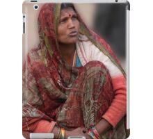 Pondering The Price.... iPad Case/Skin