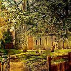 St Laurence Bapchild by Dave Godden