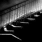 Staircase........... by Imi Koetz