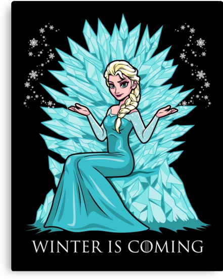 Winter is Coming by harebrained