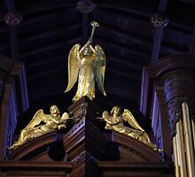 Then The Seventh Angel Blew His Trumpet by Francis Drake