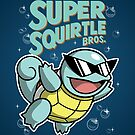 Super Squirtle Bros. by moysche
