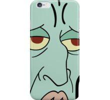Fancy Squidward iPhone Case/Skin