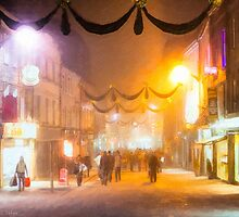 Holidays In The Heart of Galway, Ireland by Mark Tisdale