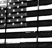 QB Flag (b side) by quintinbell