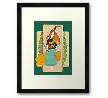 Out of the Woods Framed Print