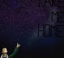 Take Me Home (hhgttg) by aelita15