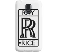 Ray Rice - Rolls Royce parody Samsung Galaxy Case/Skin