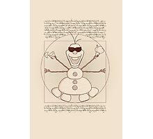 Vitruvian Summer Photographic Print