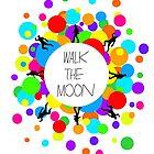 Walk the Moon Bubble by Jack Rinderknecht