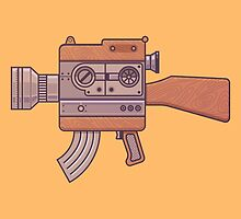 Camera Gun by fabric8