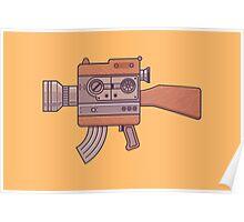 Camera Gun Poster