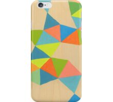 Shapes at a Cellular Level 3 iPhone Case/Skin