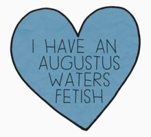 Augustus Waters Fetish by eatsleepbreathe