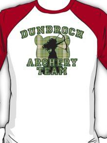 DunBroch Archery Team T-Shirt